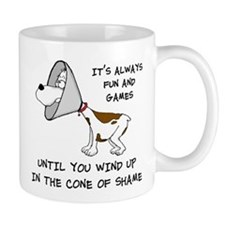 Cone of Shame Mug