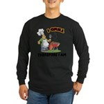 FIN-grill-therefore-i-am.png Long Sleeve Dark T-Sh