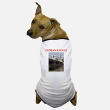 indianapolis Dog T-Shirt