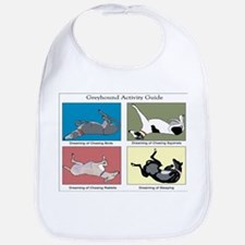 Greyhound Activity Guide Bib