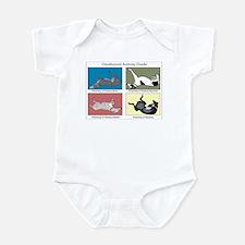 Greyhound Activity Guide Infant Bodysuit