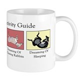 Greyhound Small Mugs (11 oz)