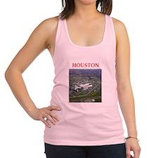 houston Racerback Tank Top
