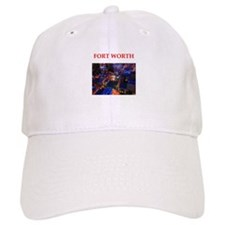 fort worth Baseball Baseball Cap