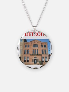 detroit Necklace