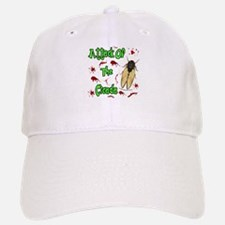 Attack Of Cicada Baseball Baseball Cap