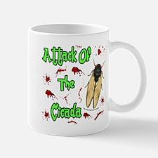 Attack Of Cicada Mug