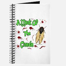 Attack Of Cicada Journal