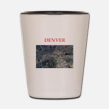 denver Shot Glass