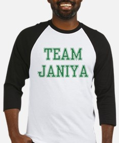 TEAM JANIYA  Baseball Jersey