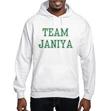 TEAM JANIYA Hoodie Sweatshirt