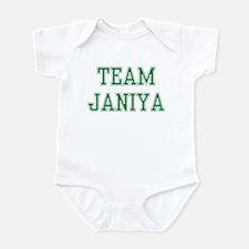TEAM JANIYA  Infant Bodysuit