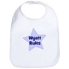 Wyatt Rules Bib