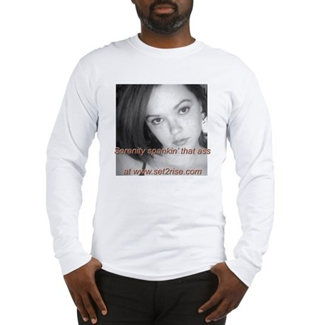 P.L.U.R. Serenity Long Sleeve T-Shirt