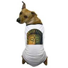 Golden Buddha Dog T-Shirt