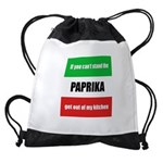 paprika-hungary.png Drawstring Bag