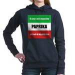 paprika-hungary.png Women's Hooded Sweatshirt