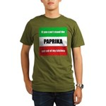 paprika-hungary.png Organic Men's T-Shirt (dark)