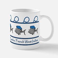ST BARTHS FRENCH WEST INDIES Mug