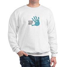 SVAM - hand Sweatshirt