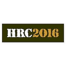 HRC 2016 Bumper Sticker