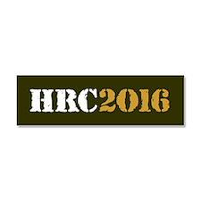 HRC 2016 Car Magnet 10 x 3