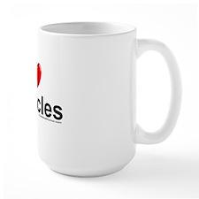 Testicles Mug