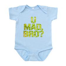 U Mad, Bro? Body Suit