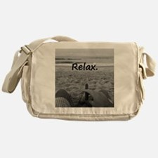 Life is a Beach Messenger Bag