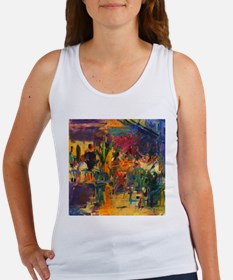 nce (oil on canvas) - Women's Tank Top