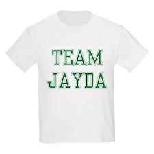 TEAM JAYDA  Kids T-Shirt