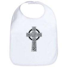 Celtic Cross 1 Bib