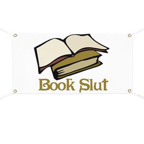 Book Slut Banner