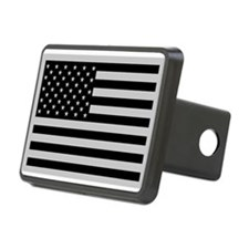 Subdued US Flag Tactical Hitch Cover