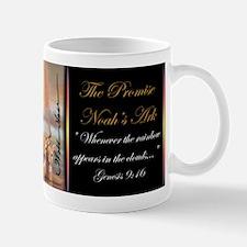 """""""Noah's Ark"""" The Promise Fine Art Mug"""