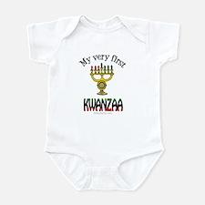 First Kwanzaa Infant Bodysuit