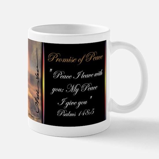 """The Promise of Peace"" Fine Art Mug"