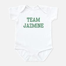 TEAM JAZMINE  Infant Bodysuit