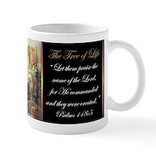 """ The Tree of Life"" Fine Art Mug"