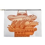 FIN-mexican-food.png Makeup Pouch