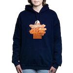 FIN-mexican-food.png Women's Hooded Sweatshirt