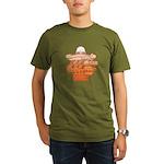 FIN-mexican-food.png Organic Men's T-Shirt (dark)