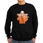 FIN-mexican-food.png Sweatshirt (dark)