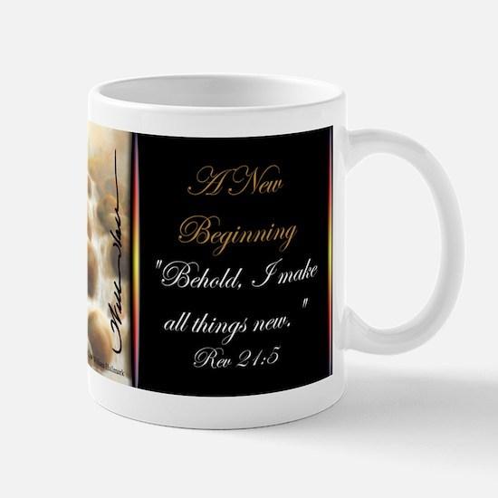 """""""A New Beginning"""" Fine Art Nature Mug"""