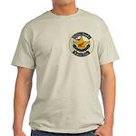 DHRC Ash Grey T-Shirt