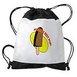 FIN-worlds-best-pop-popsicle.png Drawstring Bag