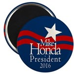 Mike Honda for President Campaign Magnet