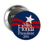 Mike Honda for President 2016 button
