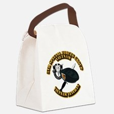 SOF - 5th SFG Dagger - DUI V2 Canvas Lunch Bag