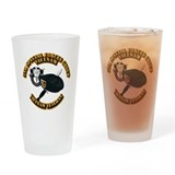 5th special forces group vietnam Pint Glasses
